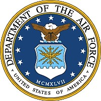 VA Hospitals Air Force Logo